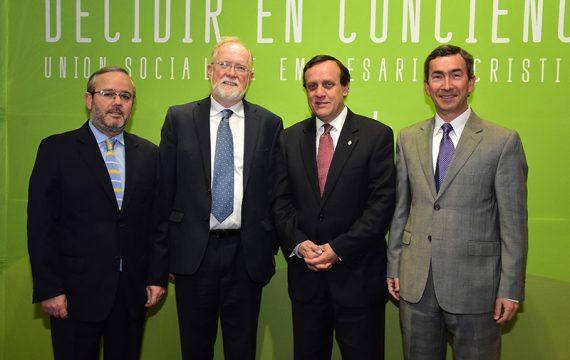 Conferencia Subsidiariedad en la Empresa, el tiempo es ahora
