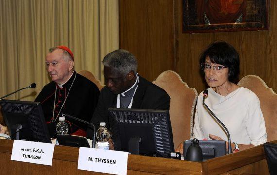 Conferencia Uniapac Roma – Reunión con el Papa Francisco