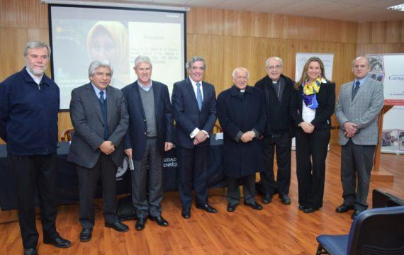 Presentación Documento Equidad y desarrollo en Chile