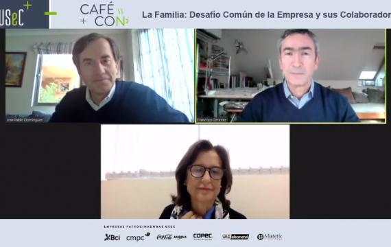 """Café Con N°2 2021: """"La Familia: Desafío Común de la Empresa y sus Colaboradores"""""""